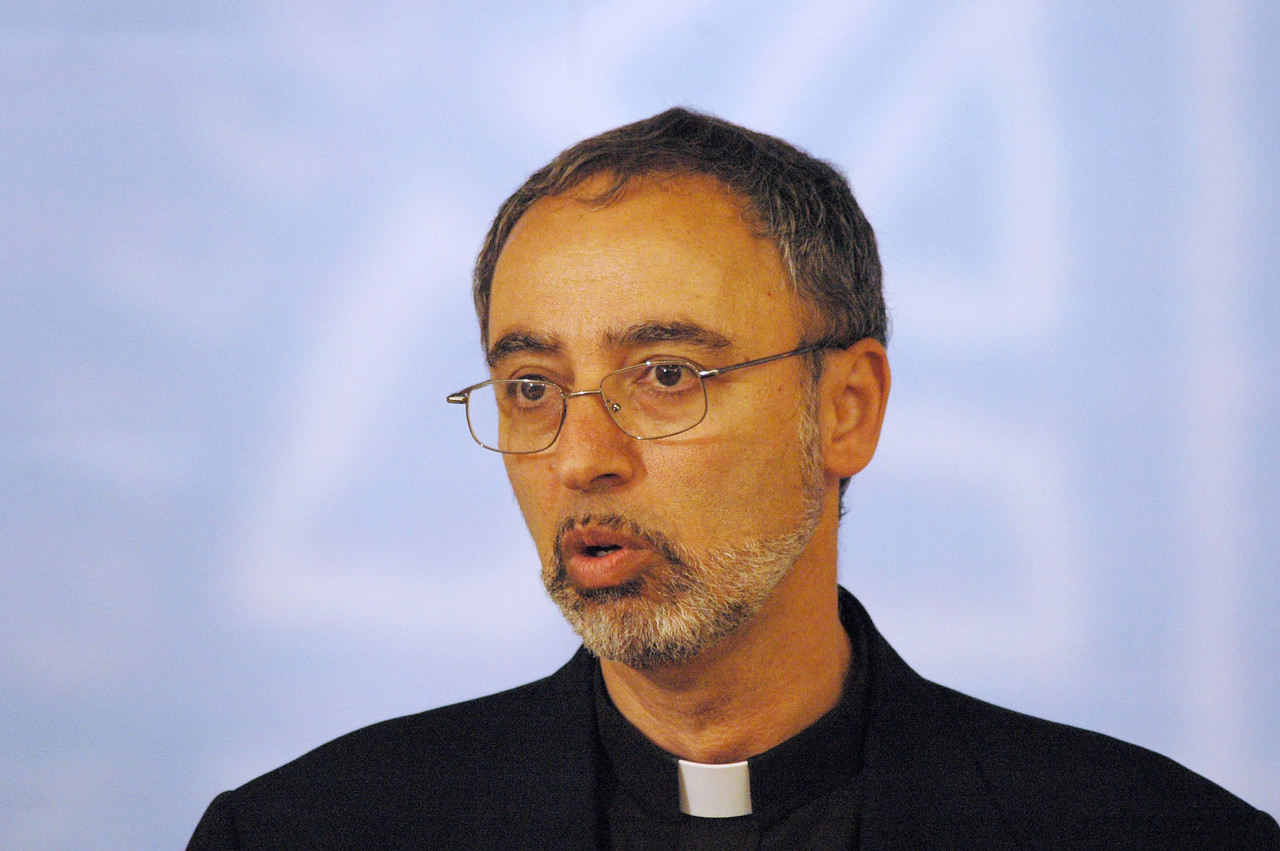 The Rev. Said Ailabouni, Director, Europe and the Middle East, Division for Global Mission
