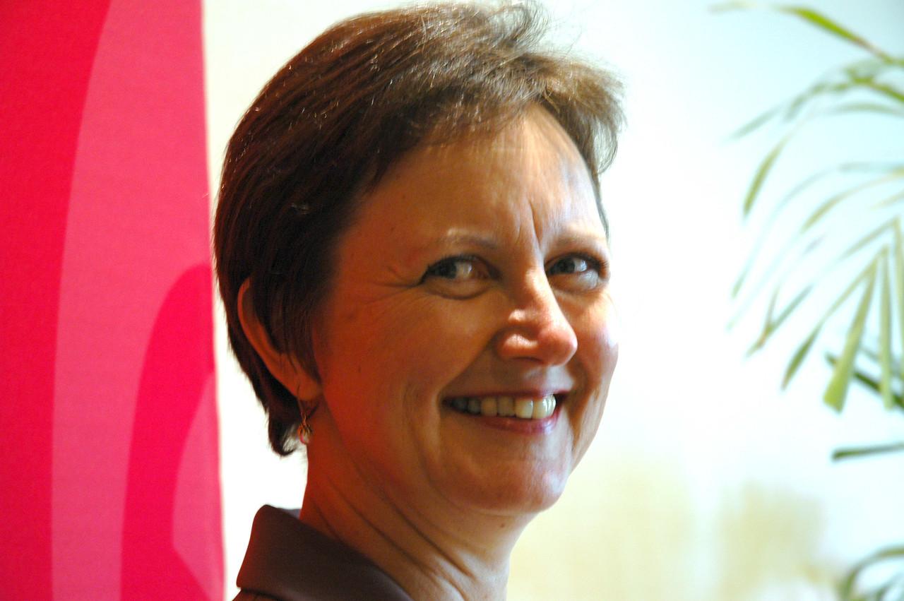 Nancy Arnison replaces the Rev. John Halvorson as program director for ELCA World Hunger.