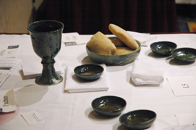 Preparing for Holy Communion and the service of healing