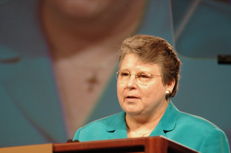 Deborah DeWinter, World Council of Churches