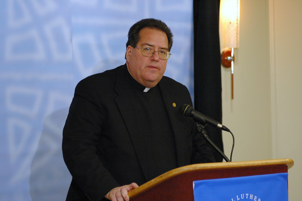 The Rev. Randall R. Lee, Director, Department for Ecumenical Affairs