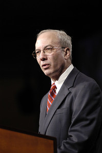 Rabbi Eric H. Yoffie, President of the Union for Reform Judaism