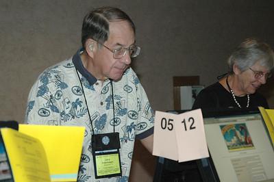 Assembly participants send specially designed e-cards.