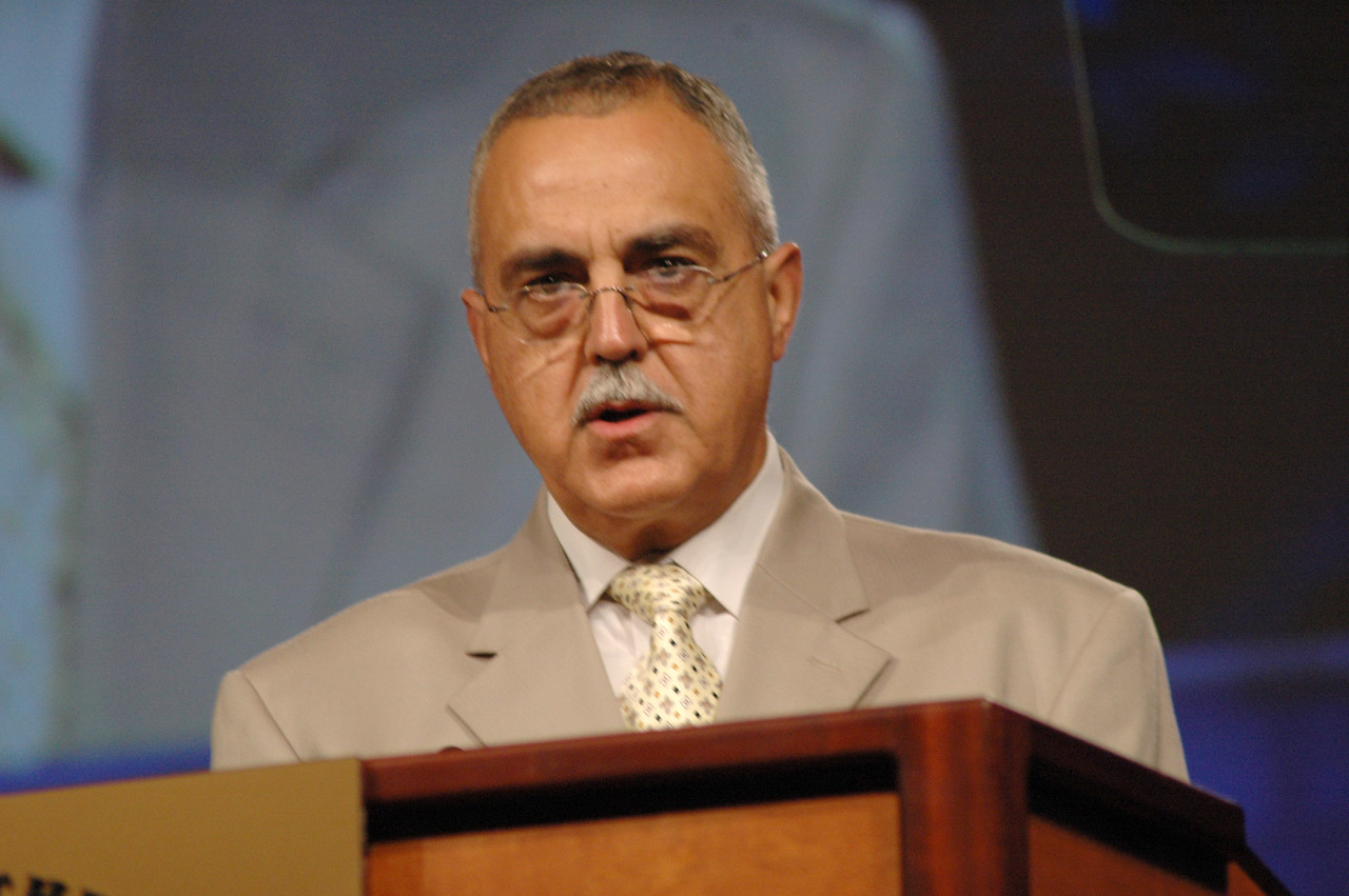 The Rev. Bassam Abdallah, Consultant, Arab and Middle Eastern Ministries with the Commission for Multicultural Ministries