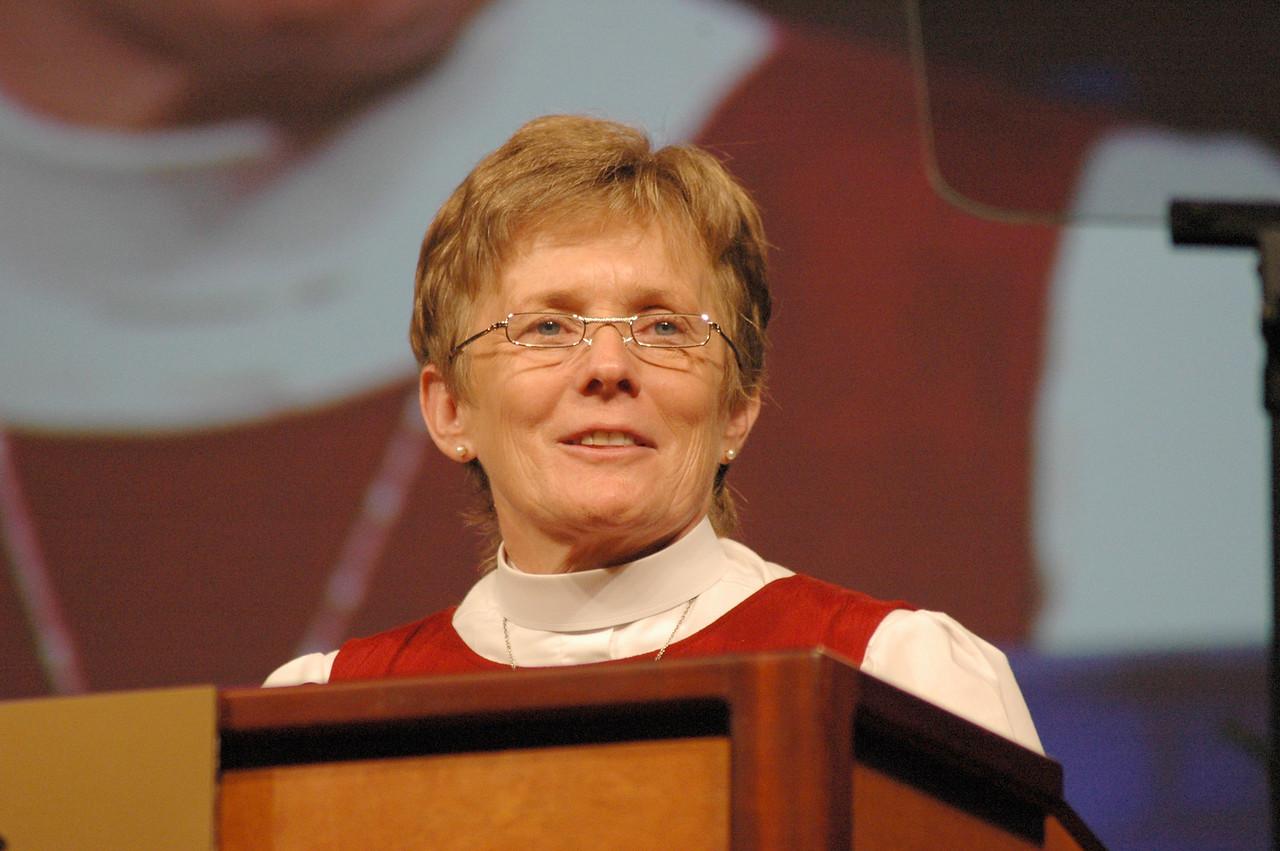 The Rev. Margaret Payne