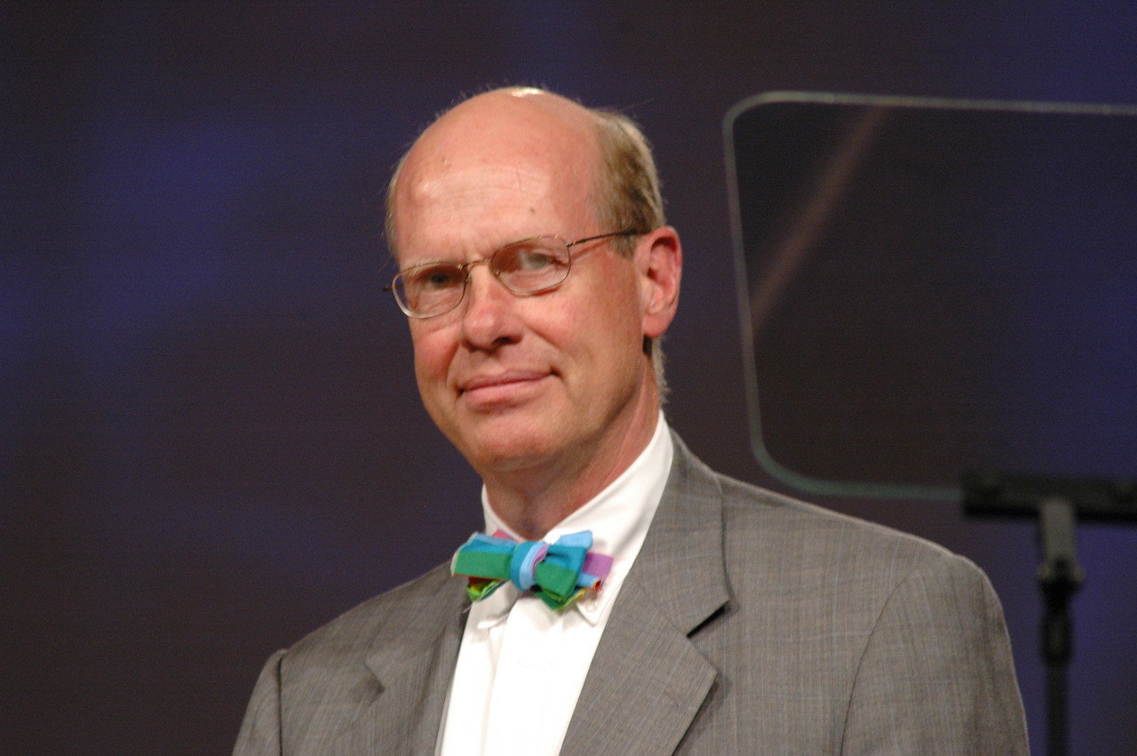 Christopher M. Thomforde, President of the College