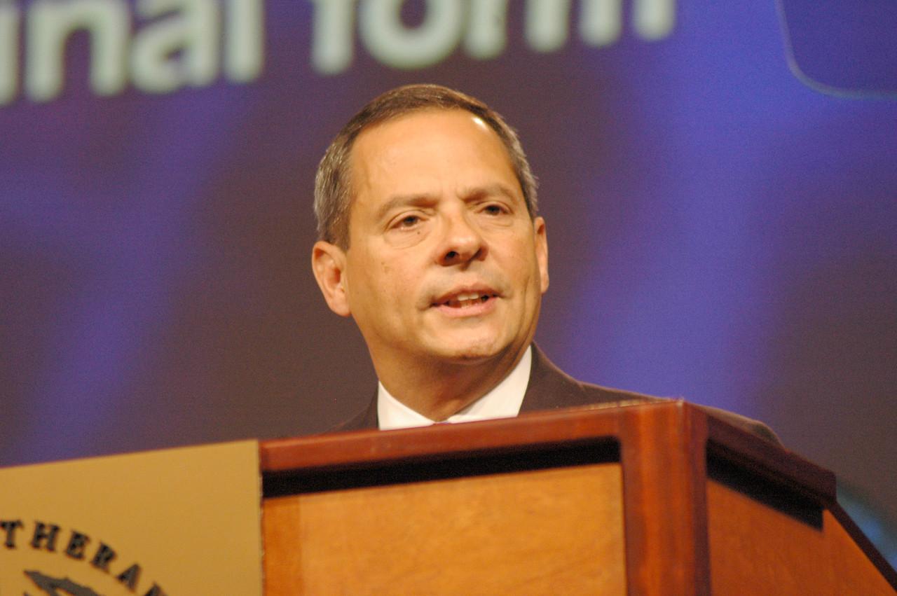 ELCA Vice President, Carlos Peña