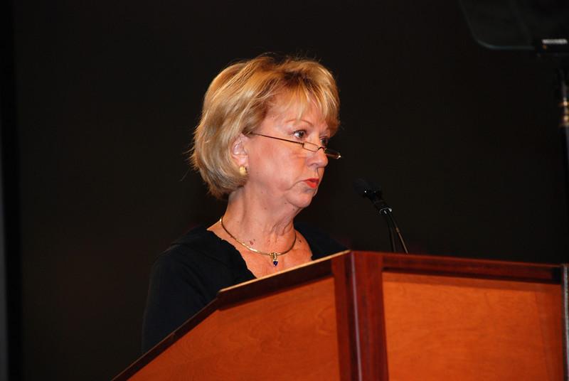 Opening prayer: - Judy Biffle, ELCA Church Councilmember, Houston, Texas