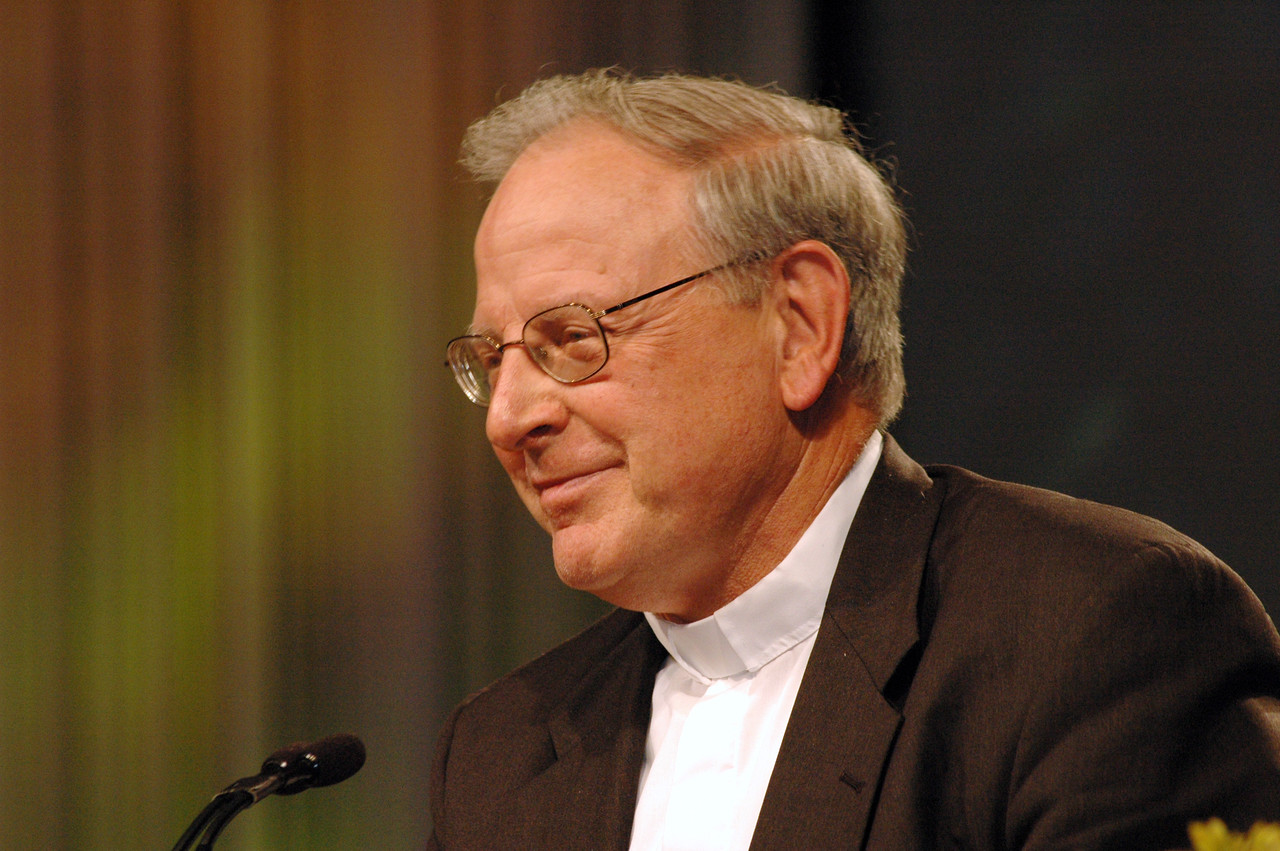 The Rev. Samuel Natzger, executive director of the commission on theology and church relations, Lutheran Church - Missouri Synod tells of his relationship with Lowell Almen.