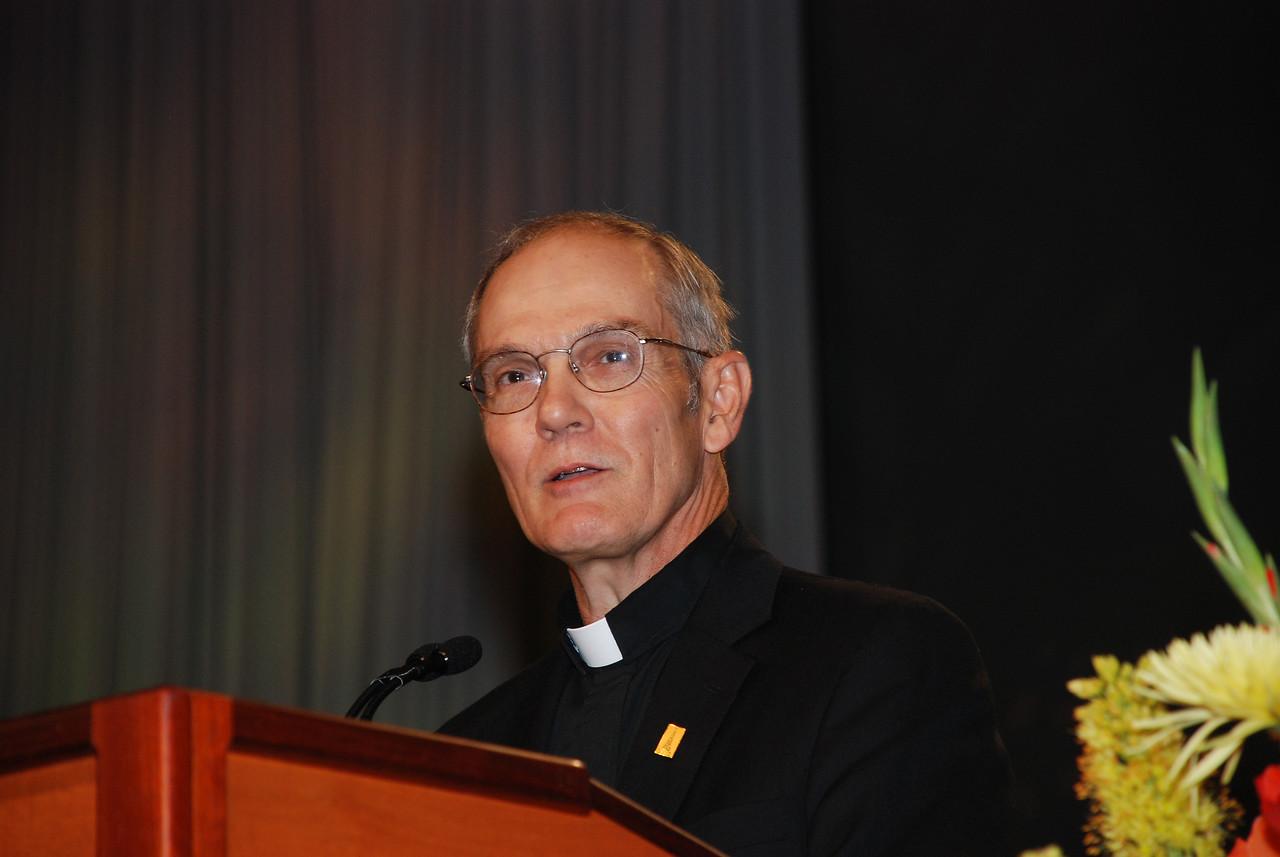 The Rev. Michael Cooper-White, Gettysburg(Pa.) Lutheran Seminary.