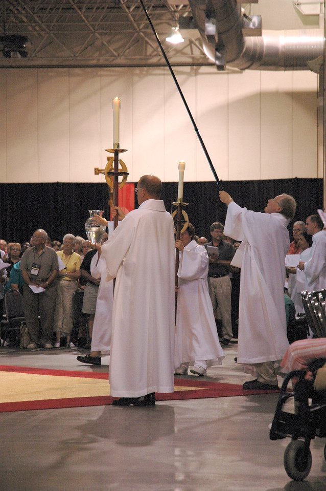 Opening procession