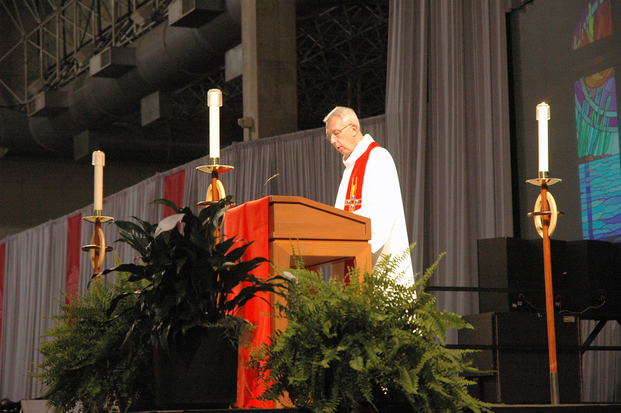 The Rev. Lowell G. Almen, Secretary of the ELCA