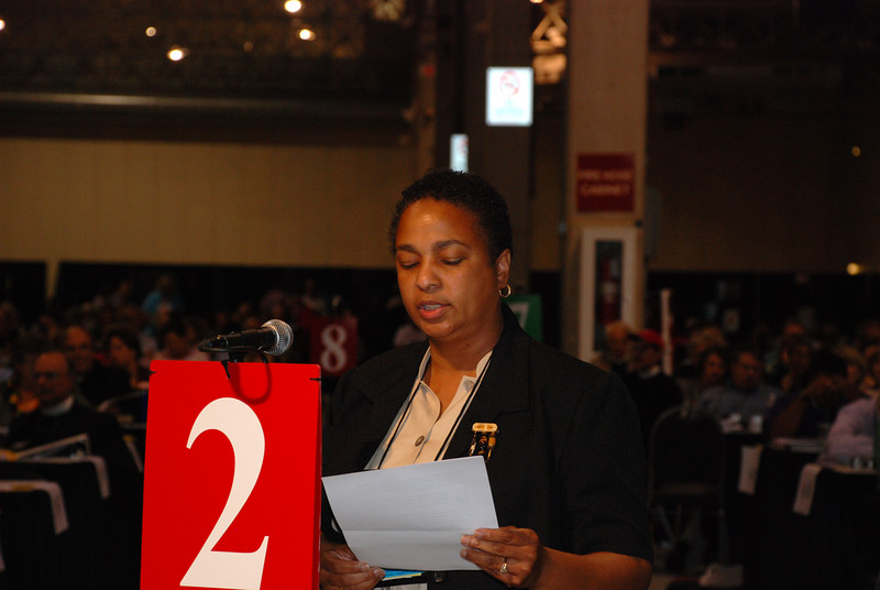Dwelling in the Word:Judy Tutt-Starr, ELCA Church Councilmember, Los Angeles, Calif.