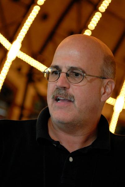 D. Paul Coen, former campus pastor at University of Nebraska, Kearny.