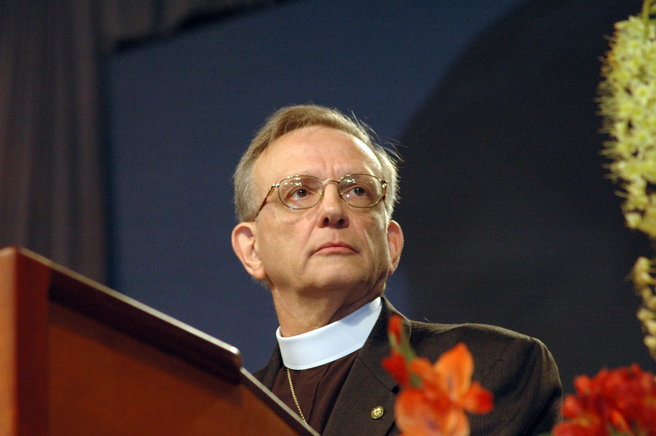 Memorials report from the Rev. Kenneth Ruppar