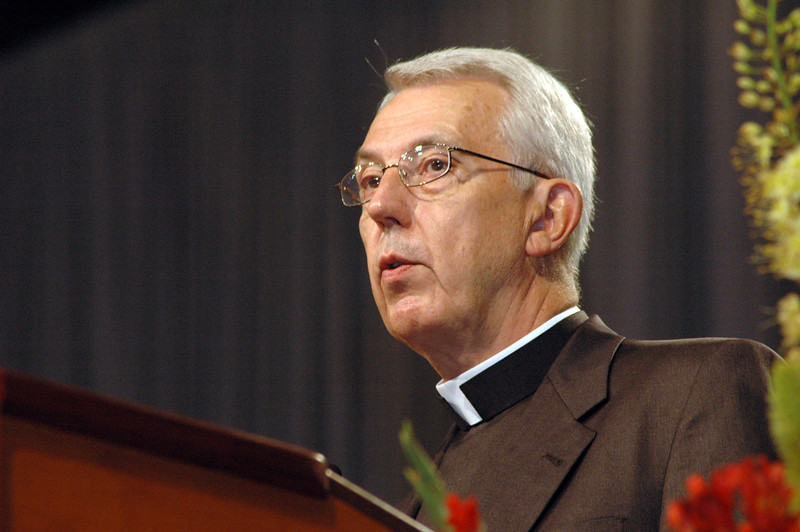 The Rev. Lowell Almen, Secretary of the ELCA