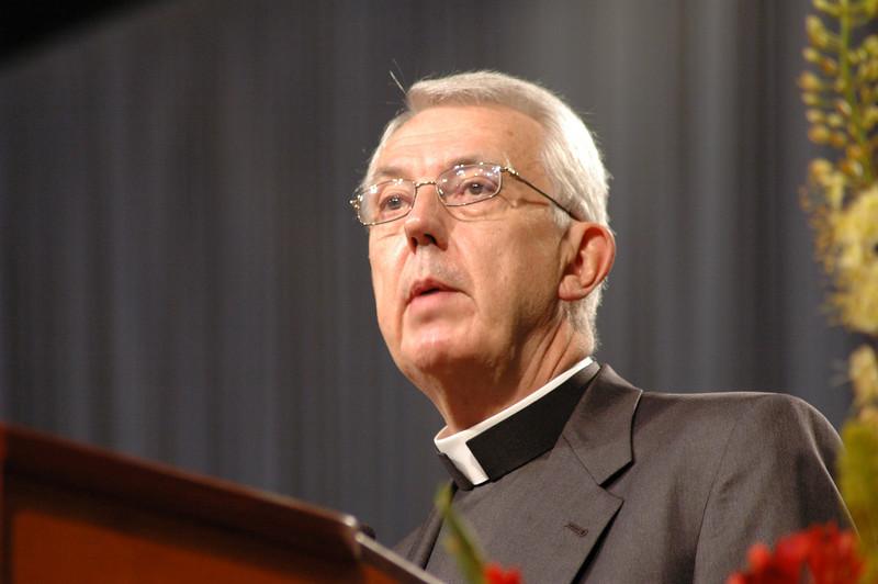 The Rev. Lowell G. Almen, Secretary of the ELCA