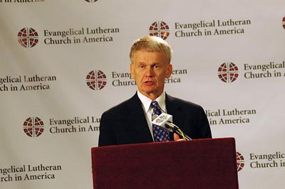 The Rev. Stanley Olson