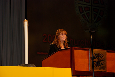 Morning prayer: Jessica M. McKee, ELCA Church Council member, Vancouver, Wash.
