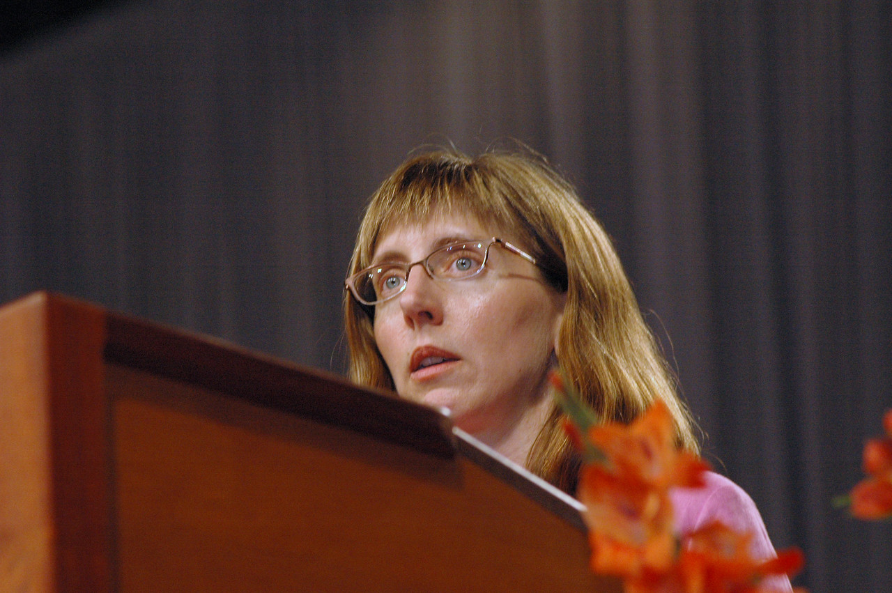 Dr. Mary Streufert , Director for Justice for Women, Church in Society