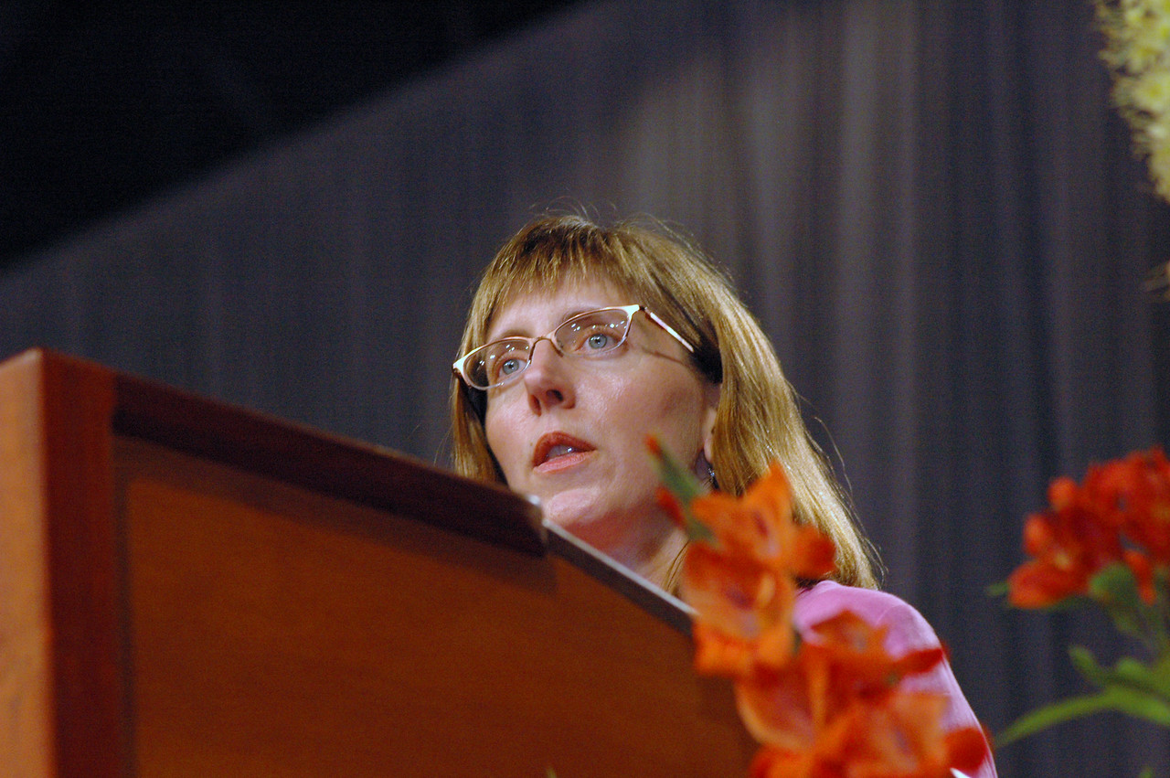 Dr. Mary Streufert reports on Justice for Women