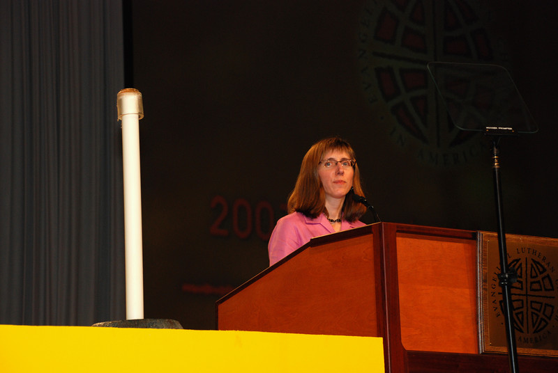Mary Streufert,Director for Justice for Women