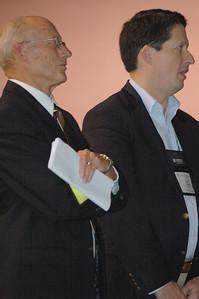 Robert Benne and Ryan Schwarz