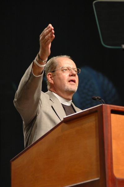 Pastor Ron Glusenkamp