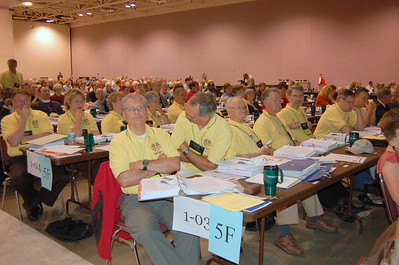 Voting members from the Northwest Iowa Synod.