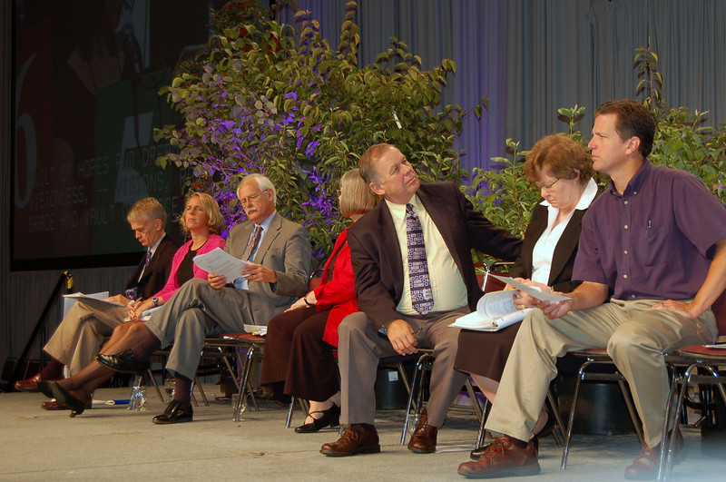 Reference panel for ministry standards questions.