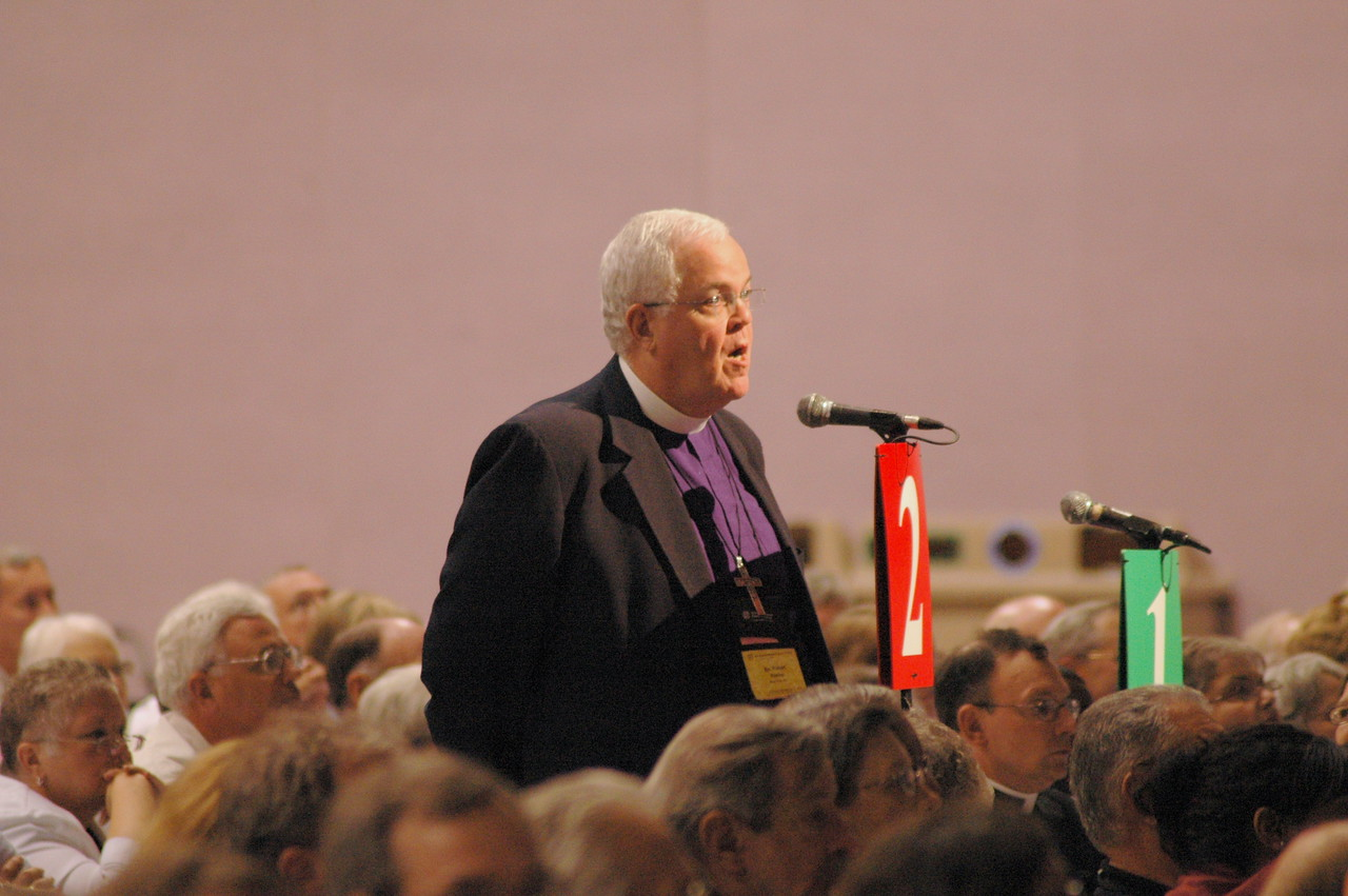 Bishop Robert Rimbo, Metropolitan New York Synod