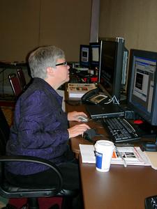 ELCA Web Manager Kristin Koskinen.