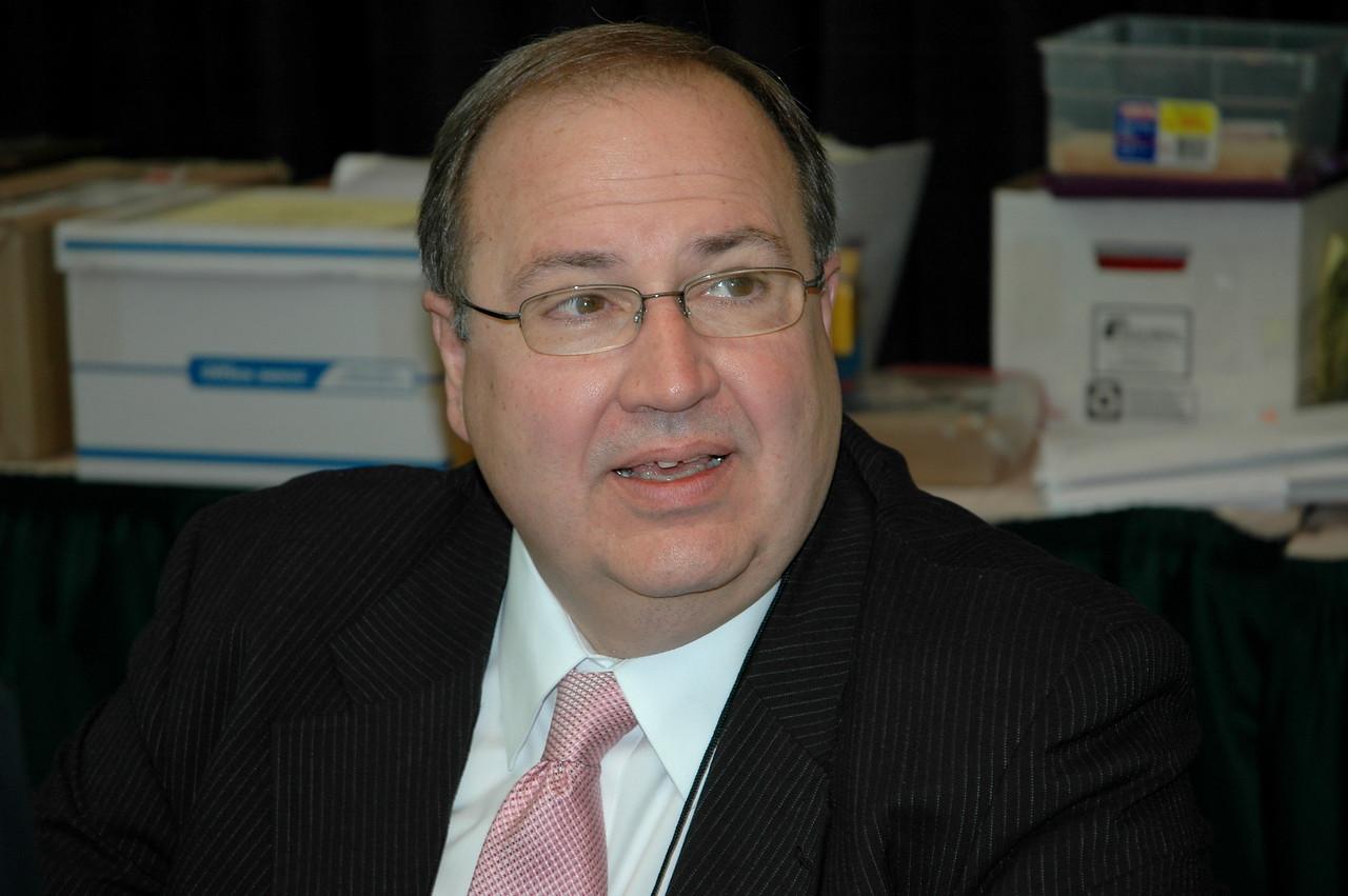 Budget Director Gary Brugh.