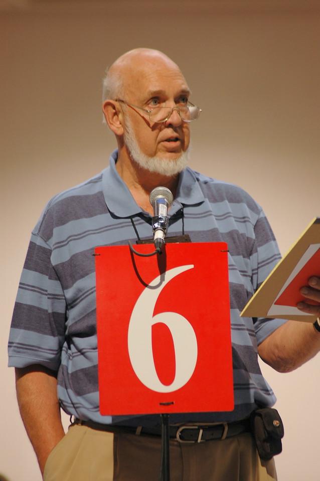 Ronald Pittman, Oregon Synod