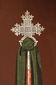 Cross from Ethiopia.