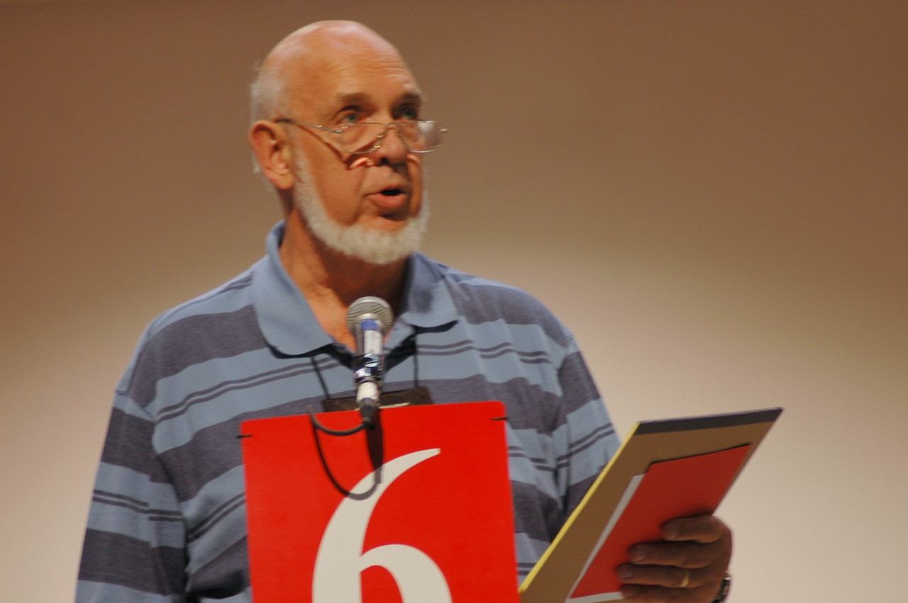 Ronald Pittman, Oregon Synod