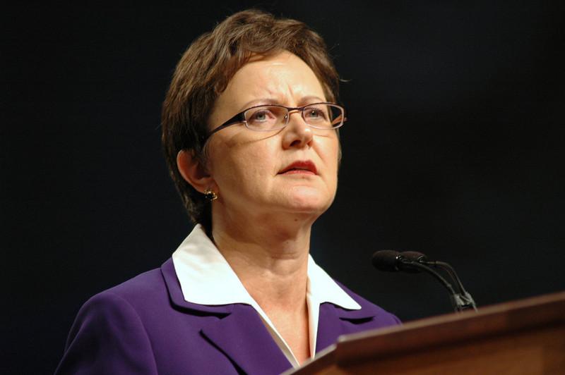 Nancy Arnison, director for the World Hunger program