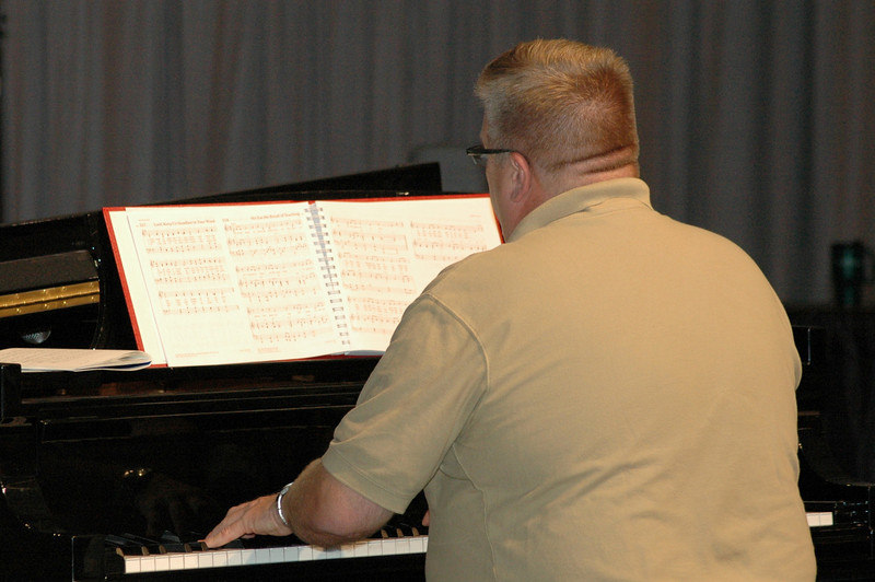 Scott Weidler, Associate Director for Worship and Music
