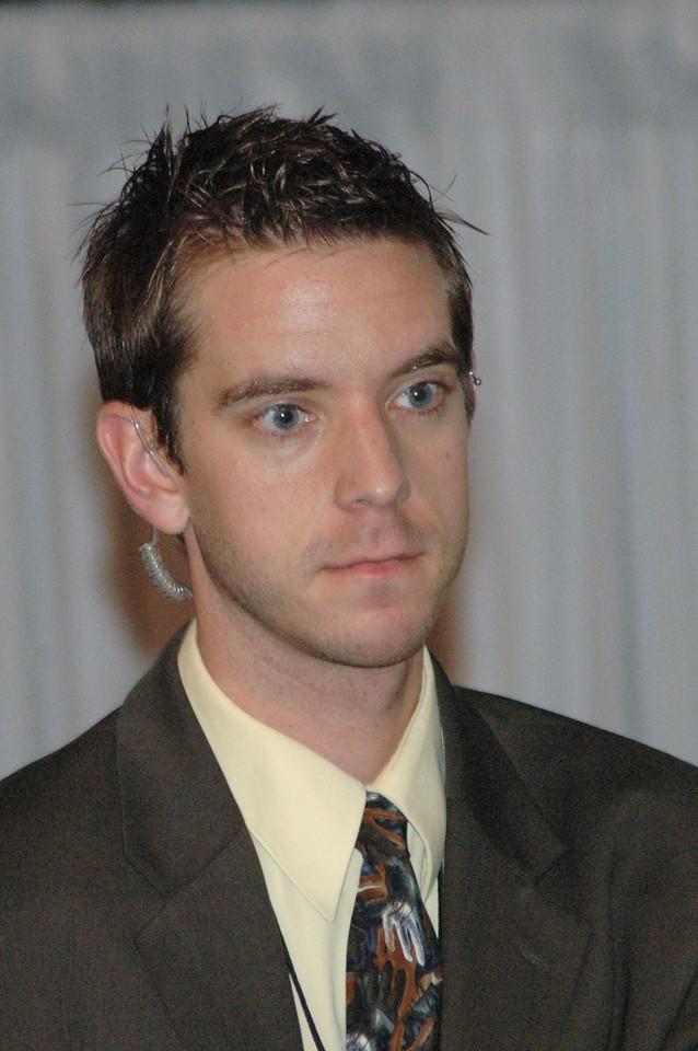 Luke Smetters, Office of the Secretary