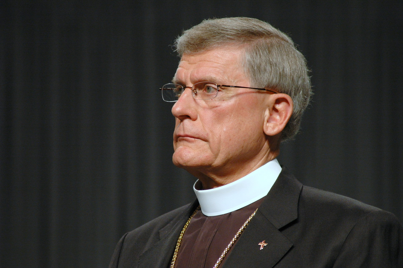 The Rev. Gerald Kieshnick