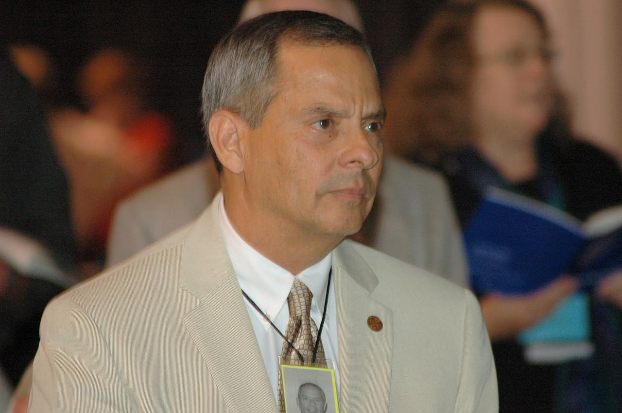 Carlos Pena, ELCA Vice President