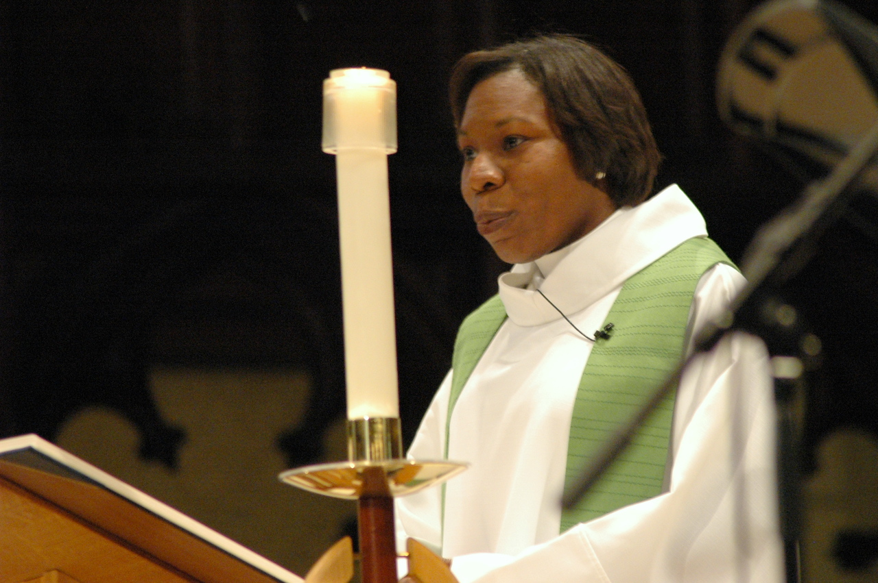 The Rev. Linda Norman, Chicago, Illinois