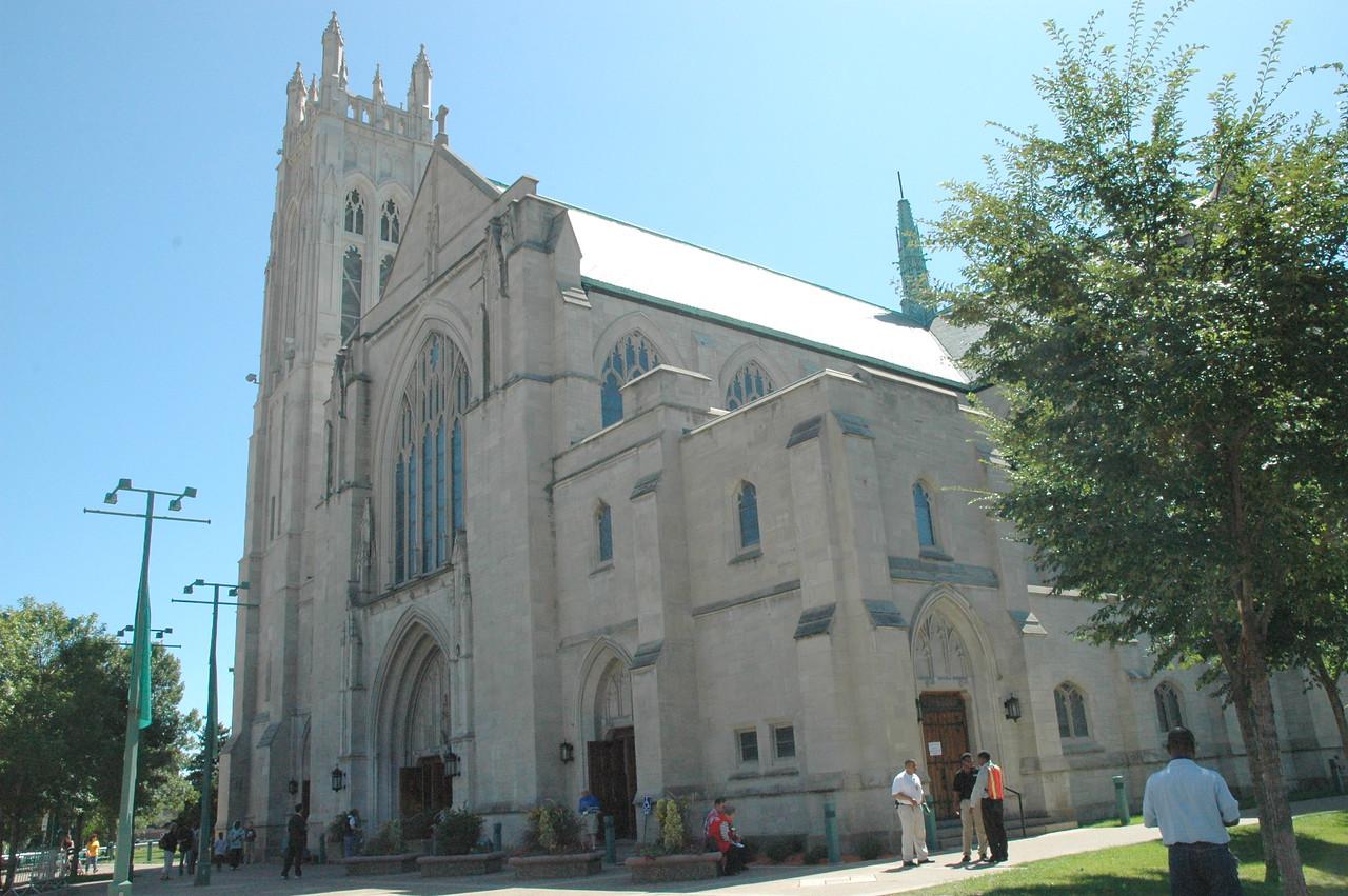 Central Lutheran Church, Minneapolis