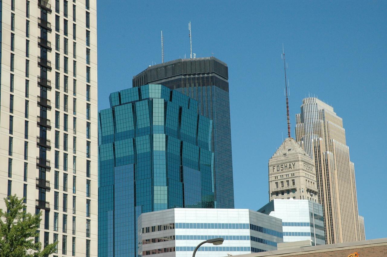 A beautiful day in Minneapolis