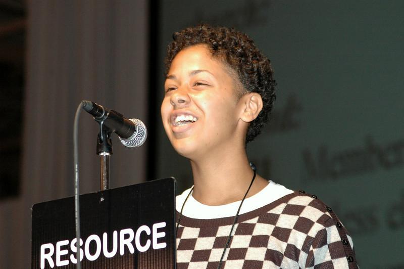 Nicolette Faison, LYO President
