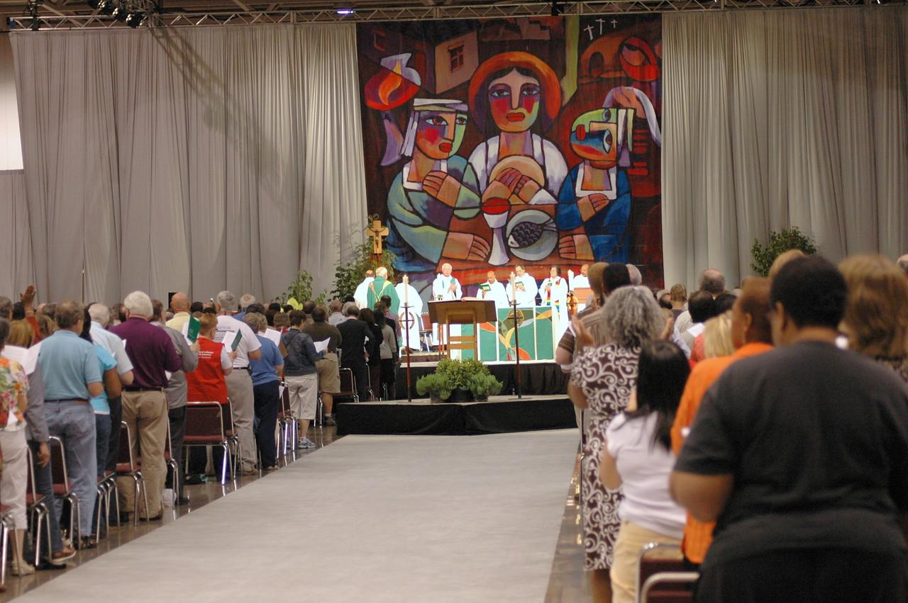 Closing worship