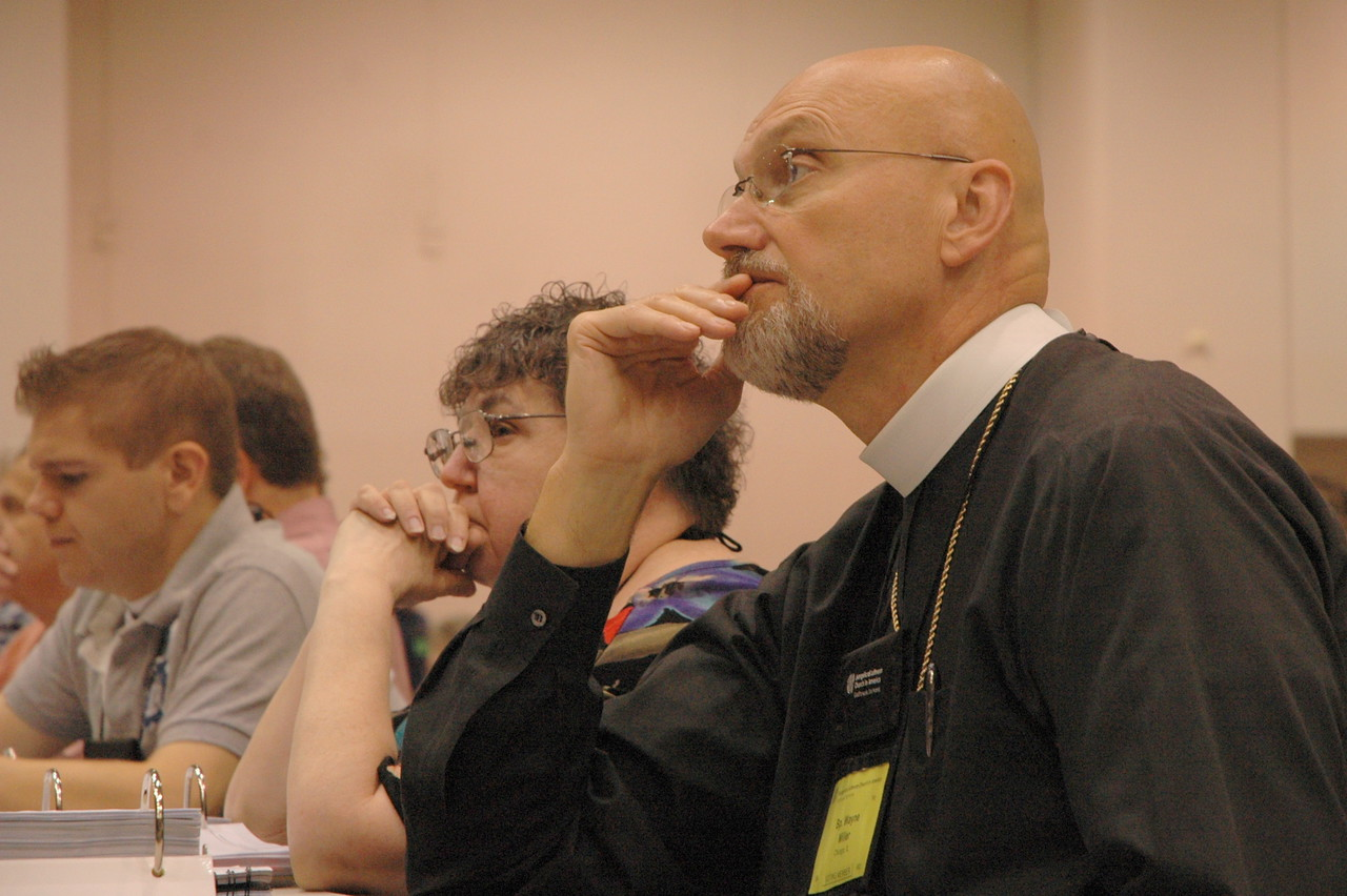 Bishop Wayne Miller, Metro Chicago Synod, reflects on assembly debate.