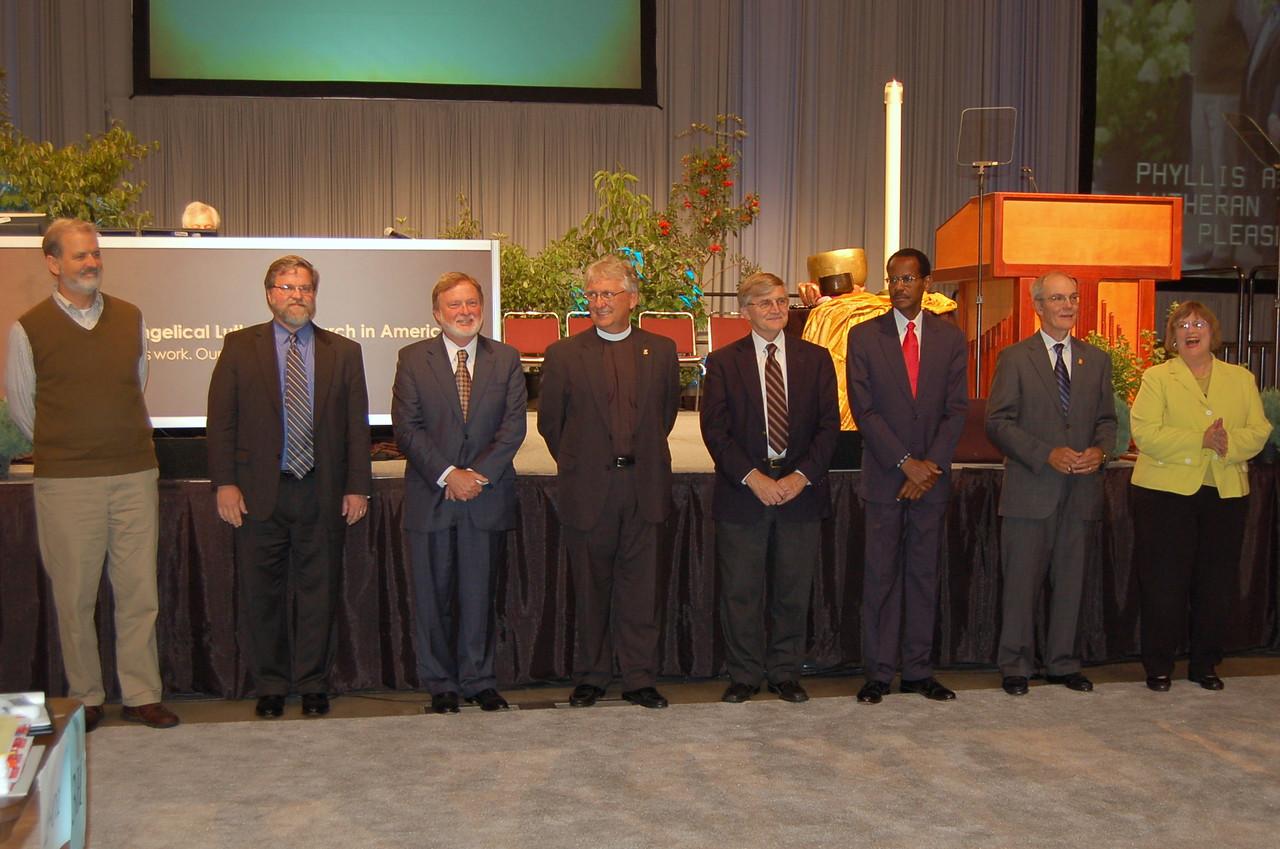 Lutheran seminary presidents