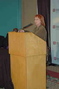 The Rev. Betty Gamble, Staff of the United Methodist General Commission on Christian Unity and Interreligious Concerns