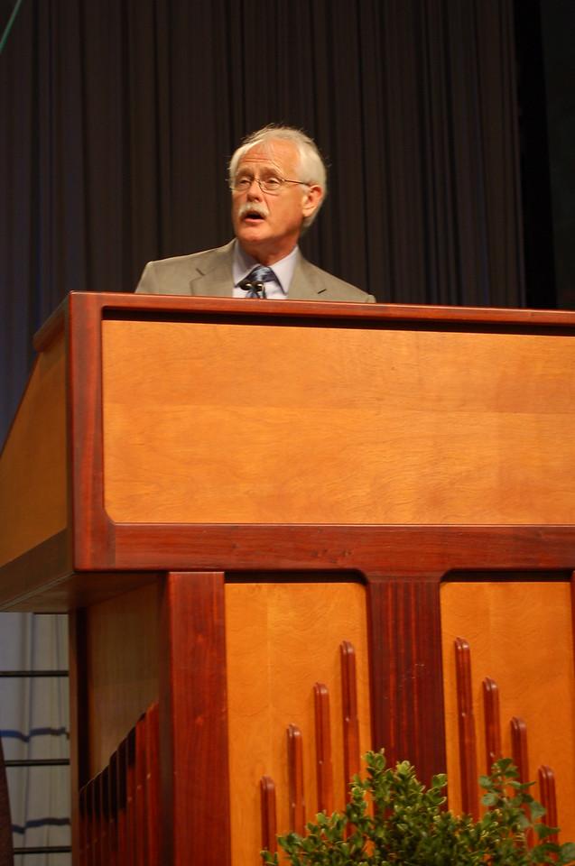 The Rev. Peter Strommen.